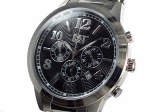 人気商品は CAT キャタピラー 腕時計 メンズ クロノグラフ CM14311111, KIDSKIMONOYUUKA 14f99a91