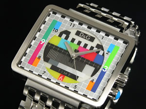 D G ドルチェ ガッバーナ 腕時計 メディシンマン DW0197R35Sc4LqAj