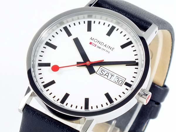 モンディーン MONDAINE 腕時計 A6673031411SBBH2