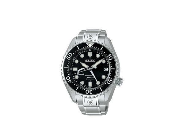 セイコー SEIKO プロスペックス デュアルタイム スプリングドライブ メンズ 腕時計 SBDB001 国内正規H2【送料無料】