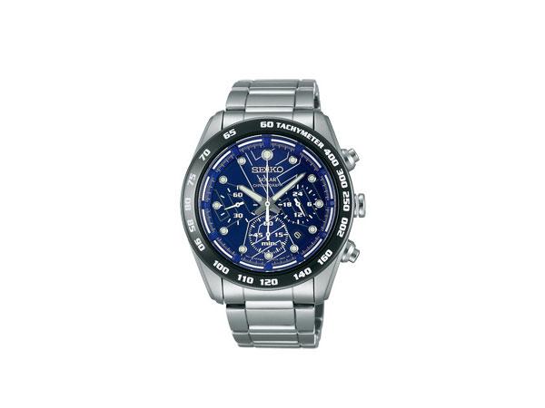 セイコー SEIKO クライテリア クロノ ソーラー メンズ 腕時計 時計 SDBY011 国内正規H2