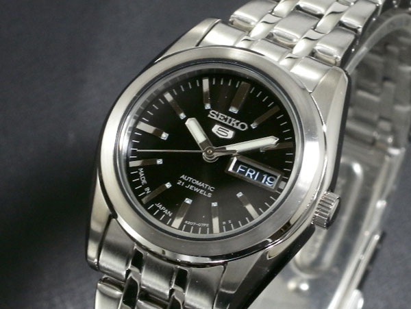 セイコー5 SEIKO ファイブ 腕時計 自動巻き レディース SYMH85J1:リコメン堂生活館