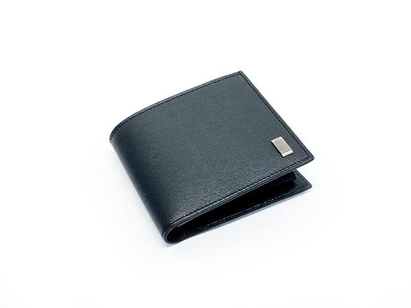 ダンヒル DUNHILL 二つ折り 短財布 L2RF32A【送料無料】