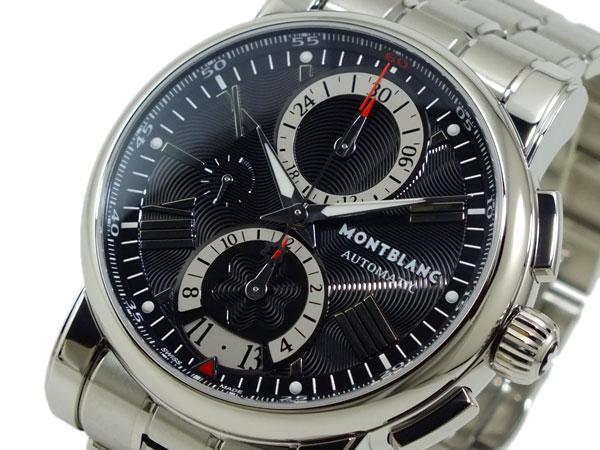 モンブラン MONTBLANC スター STAR 自動巻き 腕時計 102376 ブラック【送料無料】