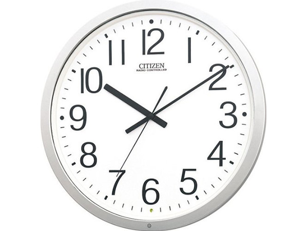 シチズン オフィスタイプ パルウェーブM603B オフィスタイプ掛け時計 4MY603-B19H2 P11Apr15【送料無料】