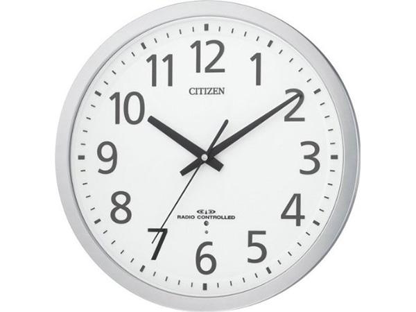 シチズン オフィスタイプ スペイシーM462 オフィスタイプ掛け時計 8MY462-019H2