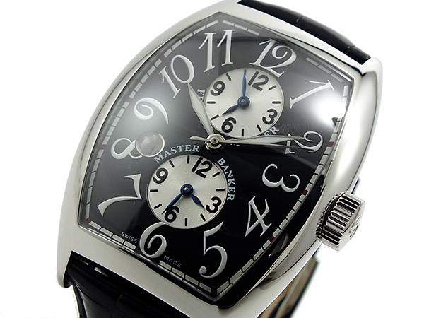 フランクミュラー FRANCK MULLER マスターバンカー 自動巻き 腕時計 9880-MB-SC-DT-BKH2【送料無料】