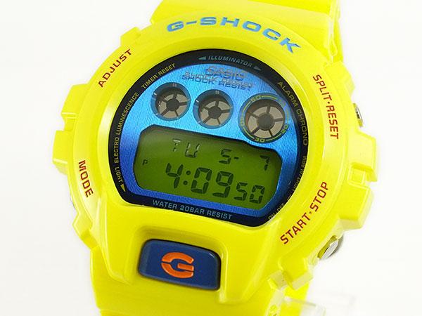 【おトク】 カシオ CASIO Gショック G-SHOCK クレイジーカラーズ 腕時計 DW6900PL-9, アチムラ 2f98357f