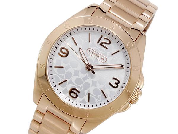 コーチ COACH クオーツ レディース 腕時計 時計 14501780【送料無料】