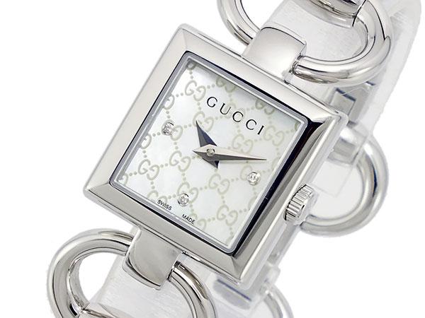 グッチ GUCCI クオーツ レディース 腕時計 YA120517【送料無料】