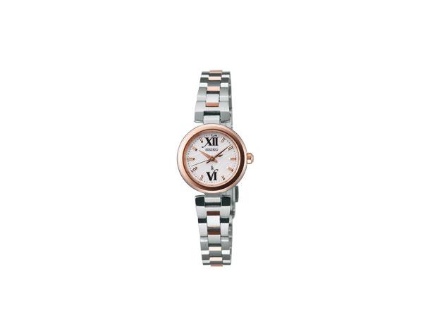 セイコー SEIKO ルキア ソーラー レディース 腕時計 SSVR122 国内正規【送料無料】