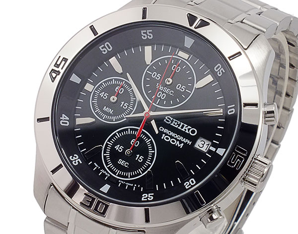 Seiko SEIKO quartz mens chronograph watches watch SKS401P1