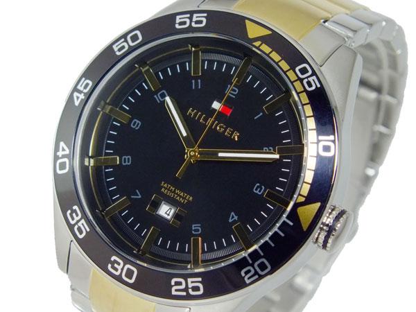 低価格で大人気の トミー クオーツ ヒルフィガー TOMMY HILFIGER クオーツ メンズ メンズ 腕時計 ヒルフィガー 時計 1790979【送料無料】, JONNY BEE:9e8959d2 --- rishitms.com
