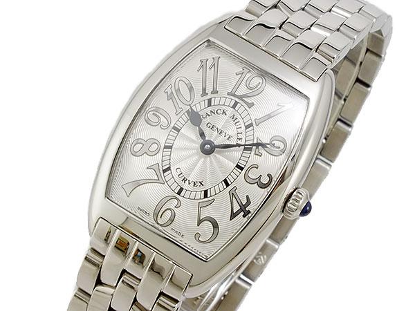 フランクミュラー トノーカーベックス クオーツ レディース 腕時計 1752-QZ-REL-O-SLV【送料無料】