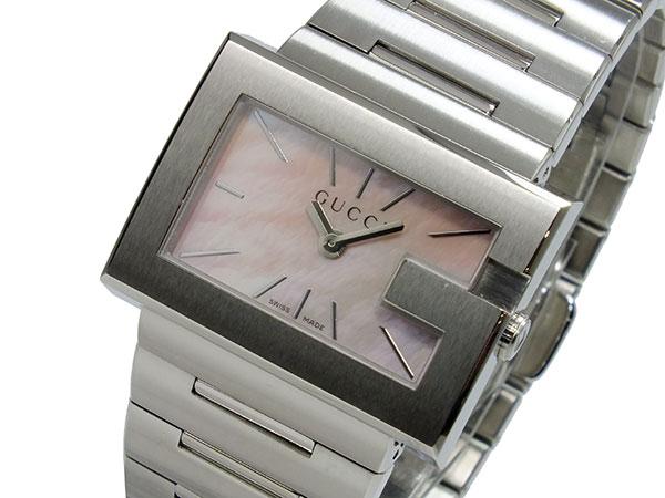 グッチ GUCCI Gレクタングル クォーツ レディース 腕時計 YA100518【送料無料】