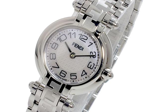 フェンディ FENDI ズッカ Zucca クオーツ レディース 腕時計 F75760【送料無料】