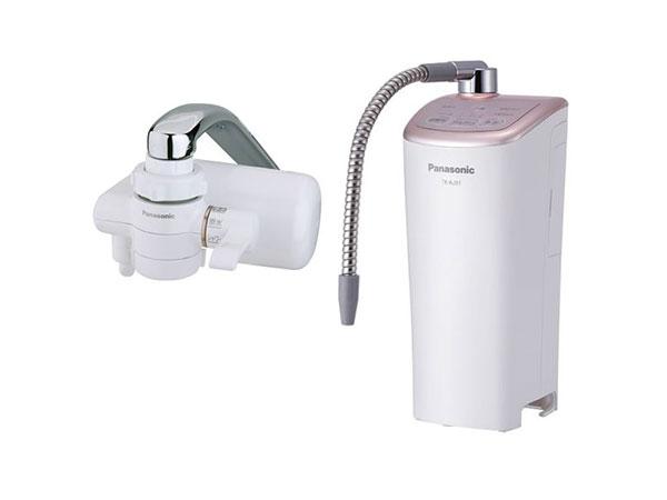 パナソニック PANASONIC アルカリイオン 整水器 浄水器 TK-AJ01-PN ピンクゴールド調【送料無料】