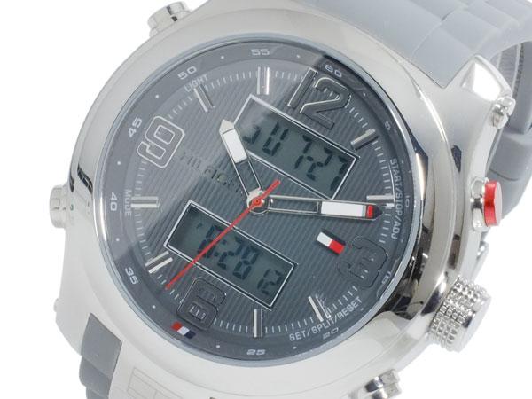 送料無料 ラッピング無料 トミー ヒルフィガー 超人気 専門店 TOMMY HILFIGER 時計 クオーツ 出色 1790957 腕時計 メンズ