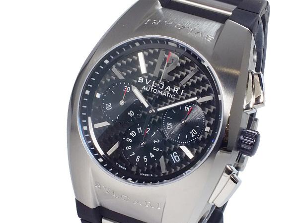 ブルガリ BVLGARI 自動巻き クロノグラフ メンズ 腕時計 EG40BSVDCH (代引き不可)