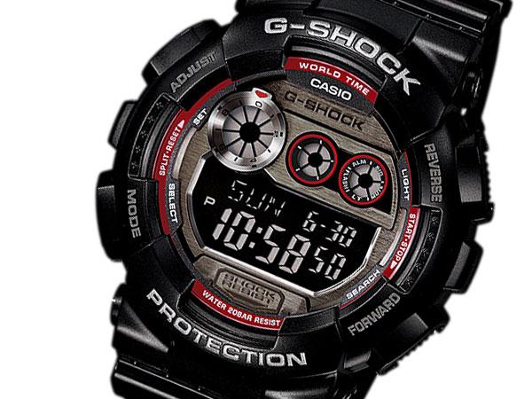 独特の上品 カシオ CASIO Gショック G-SHOCK メンズ 腕時計 時計 GD-120TS-1JF 国内正規, インテリアMOKA fbb61095