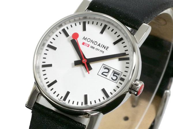モンディーン MONDAINE クオーツ ユニセックス 腕時計 時計 A669.30305.11SBB 国内正規【送料無料】