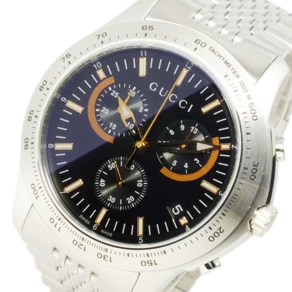 グッチ GUCCI Gタイムレス クオーツ メンズ クロノ 腕時計 YA126257 【送料無料】