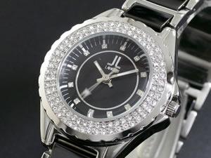 LANCETTI ランチェッティ 腕時計 セラミック レディース LT 16005 01 RCPTKFJcl1