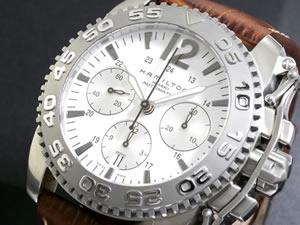 ハミルトン HAMILTON 腕時計 カーキ アクション オートクロノ H63556515【送料無料】【RCP】