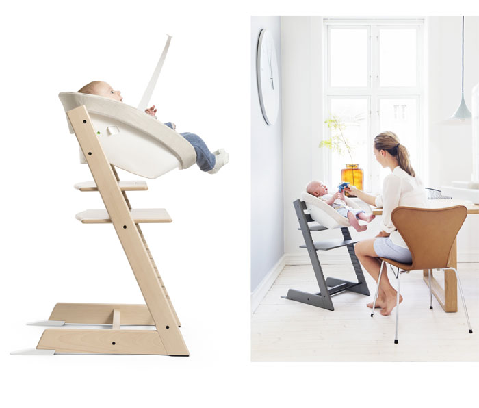 rikomendo lifestyle store trip trap stokke newborn set of stokke tripp trapp non cash. Black Bedroom Furniture Sets. Home Design Ideas