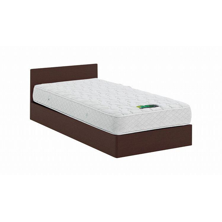 ASLEEP アスリープ ベッドフレーム ロイヤルサイズ チボー FYAG4DDC ダークブラウン 引出し無し アイシン精機 ベッド(代引不可)【送料無料】