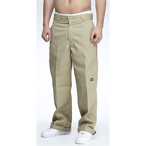 ed18ec992c6a5 DICKIES (85-283) double knee work pants   LOOSE FIT DOUBLE KNEE WORK PANT