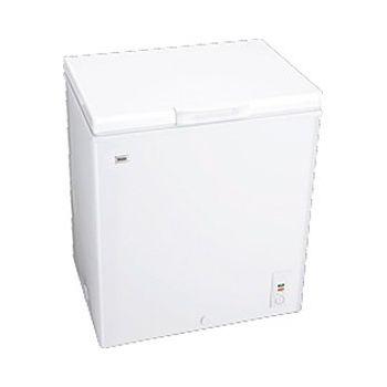 ハイアール チェスト式冷凍庫 145L JF-NC145F-W 上開き(代引不可)【送料無料】