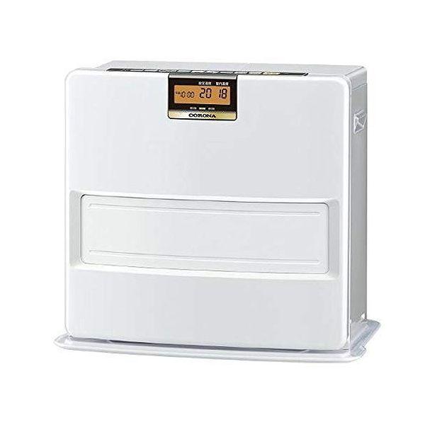 コロナ 石油ファンヒーター FH-VX4618BY-W パールホワイト 木造12畳/コンクリート17畳【送料無料】