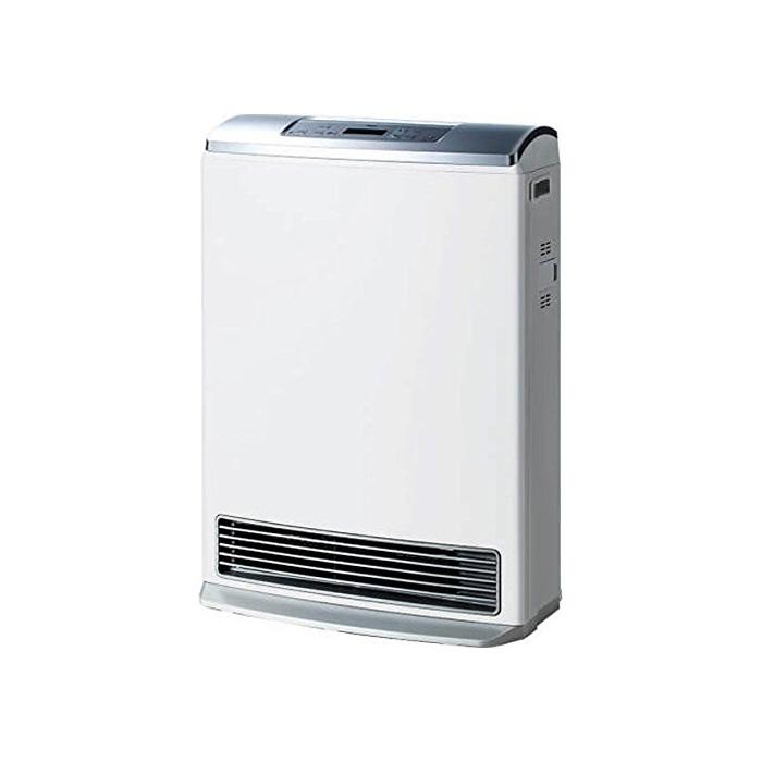 リンナイ ガスファンヒーター RC-T5801ACP 【都市ガス】 ホワイト【送料無料】