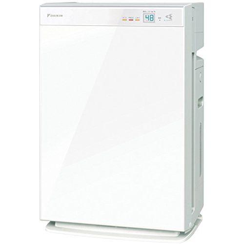 ダイキン 加湿 ストリーマ空気清浄機 ACK70U-W ホワイト【送料無料】