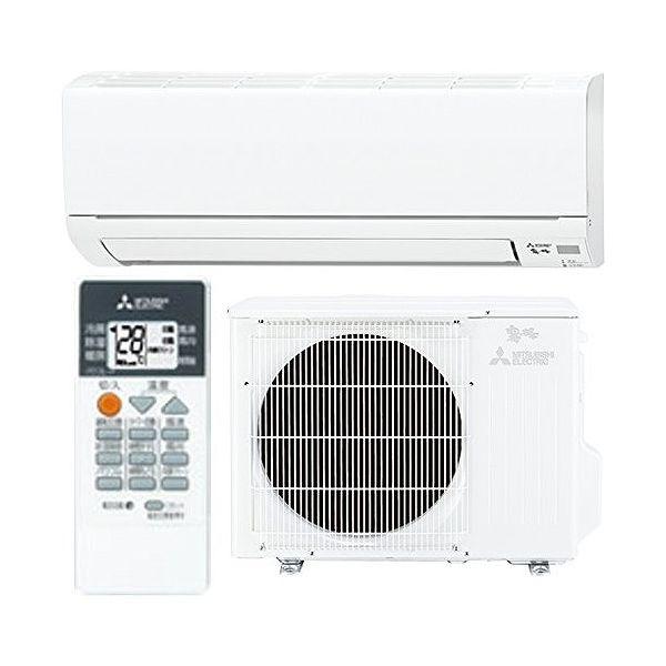 三菱電機 ルームエアコン MSZ-GV2818-W【送料無料】