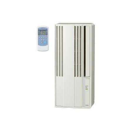 コロナ 窓用エアコン 4.5~8畳用 CW-1819(W) 冷房専用 ウィンドウエアコン エアコン 窓用【送料無料】