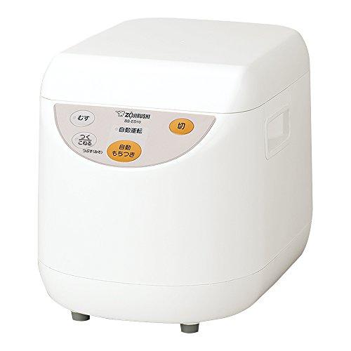 象印 餅つき機 マイコン 全自動 1升 BS-ED10-WA【送料無料】