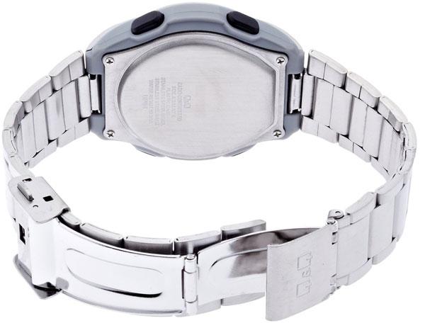 【CITIZEN】シチズン Q&Q 電波ソーラー メンズ腕時計MD02-205 SOLARMATE (ソーラーメイト) /5点入り(代引き不可)