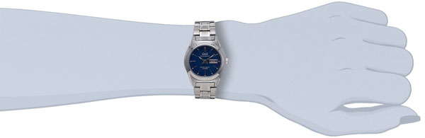 【CITIZEN】シチズン Q&Q ソーラー電源 レーディース腕時計H011-222 SOLARMATE (ソーラーメイト) /1点入り(代引き不可)