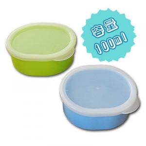 小さ目で使いやすい、シールフタ付きのケースです。 ちょいパックS(日本製) カラーアソート・ブルー/125点・グリーン/125点(代引き不可)