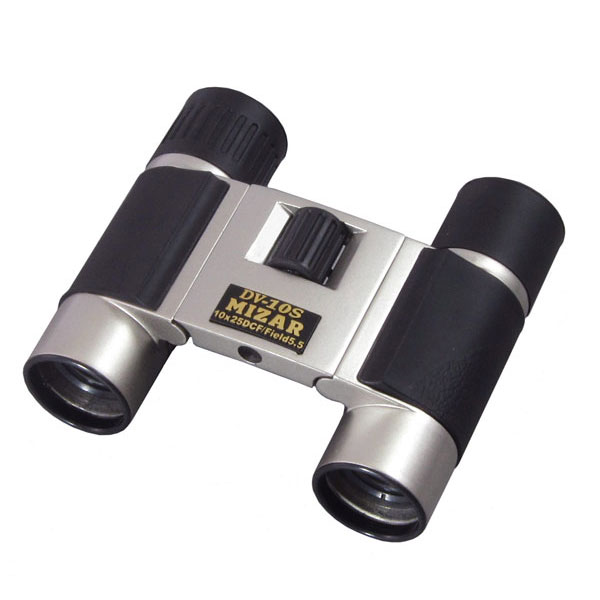 【MIZAR-TEC】ミザールテック 10倍21ミリ口径 ダハプリズム式 双眼鏡DV-10S /5点入り(代引き不可)【送料無料】