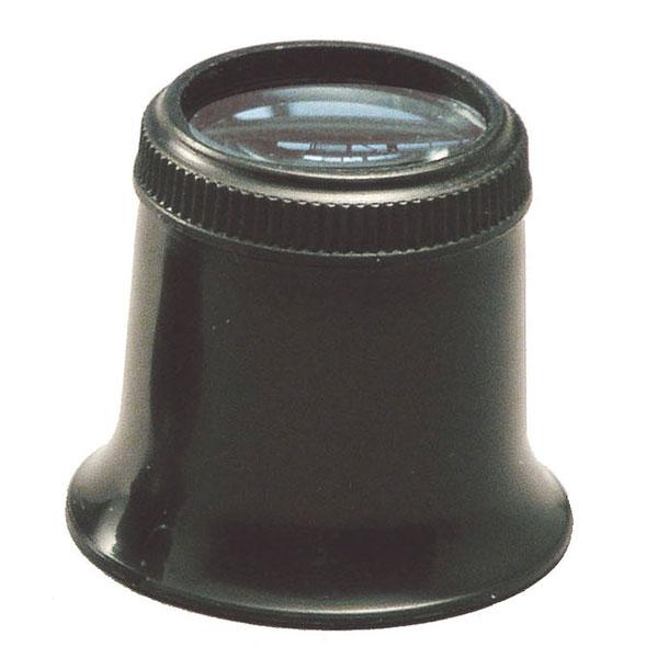 【MIZAR-TEC】ミザールテック 検査用ルーペ 倍率4倍 レンズ径23mm 日本製 RT-S /20点入り(代引き不可)