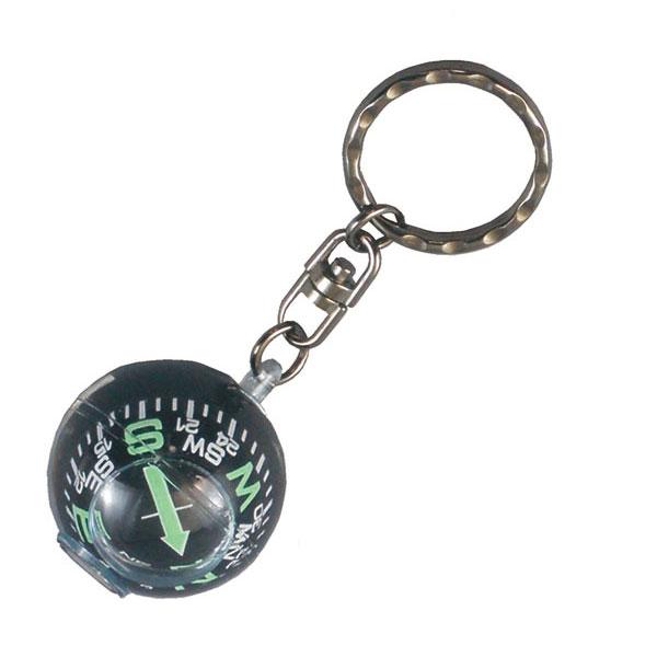 【東京磁石工業】オイル式アクセサリーボールコンパス 日本製 ブラック NO880 /50点入り(代引き不可)