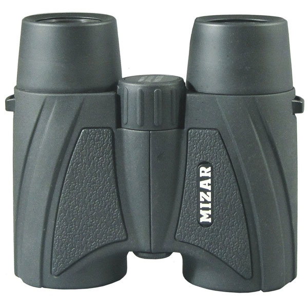 【MIZAR-TEC】ミザールテック 5倍25ミリ口径 ダハプリズム式 双眼鏡 ブラック SW-550 /10点入り(代引き不可)