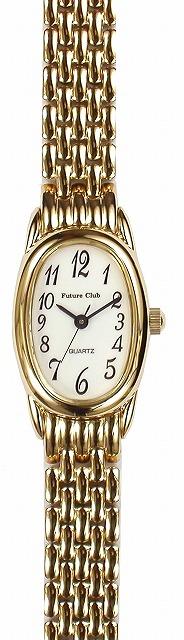 【Future Club】フューチャークラブ レディース腕時計 FC-063LA-M 日常生活用防水(日本製) /5点入り(代引き不可)