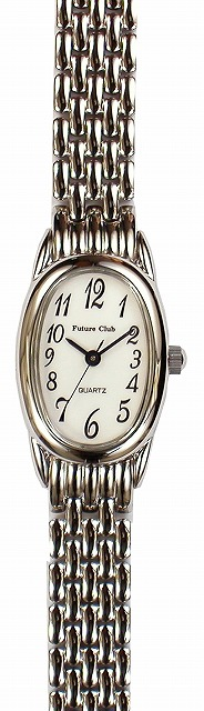 【Future Club】フューチャークラブ レディース腕時計 FC-063LB-M 日常生活防水(日本製) /5点入り(代引き不可)