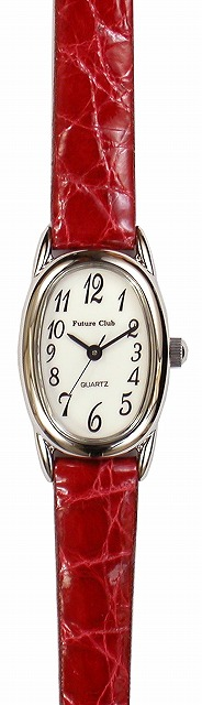 【Future Club】フューチャークラブ レデース腕時計 FC-063LB-03 日常生活用防水(日本製) /5点入り(代引き不可)
