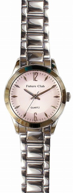 【Future Club】フューチャークラブ レディース腕時計 FC-065LP 日常生活用防水(日本製) /5点入り(代引き不可)