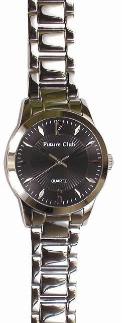【Future Club】フューチャークラブ レディース腕時計 FC-065LB 日常生活用防水(日本製) /5点入り(代引き不可)
